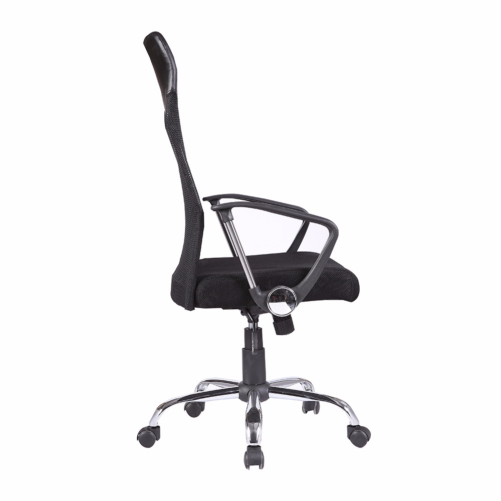 mesh executive swivel computer desk office chair black with high back