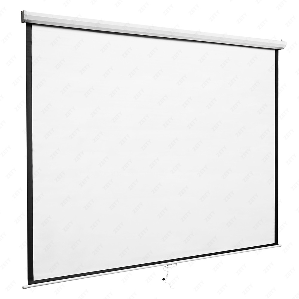 homegear 120 projector screen manual