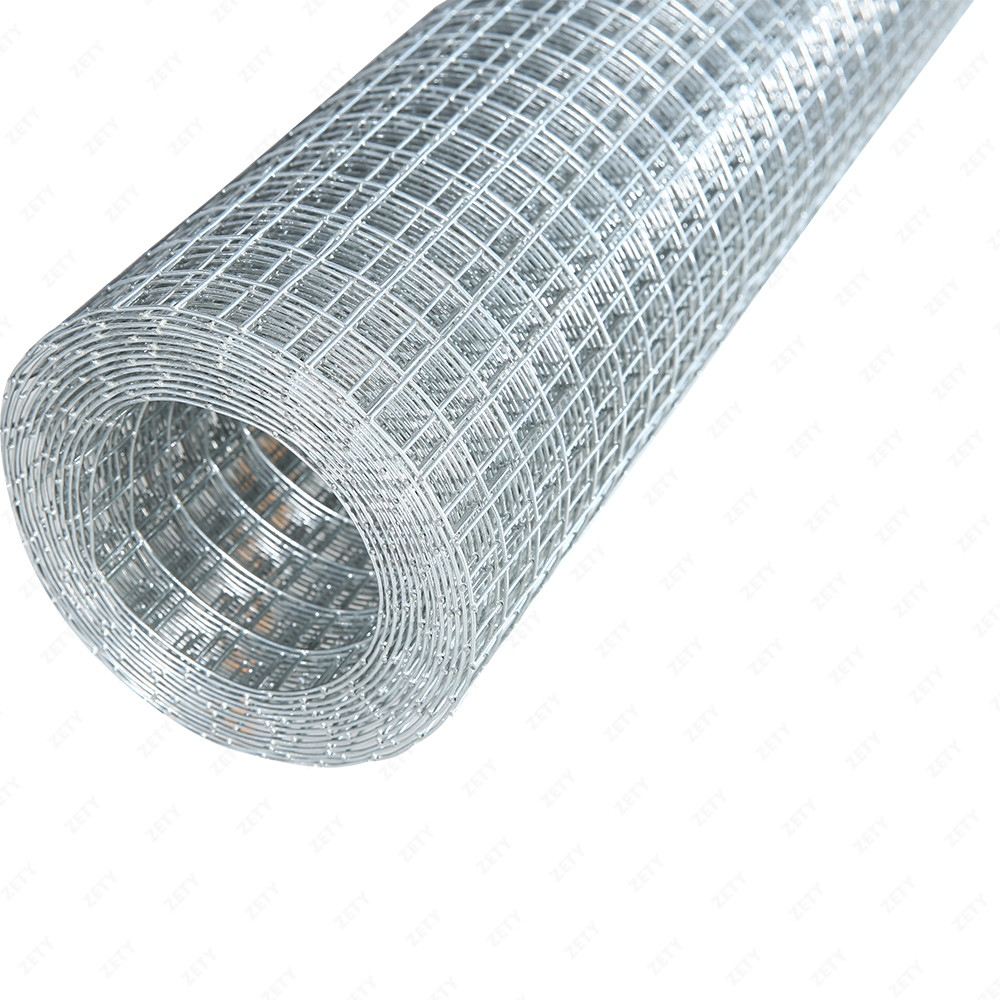 Welded Wire Mesh : Quot galvanized welded wire mesh hardware cloth