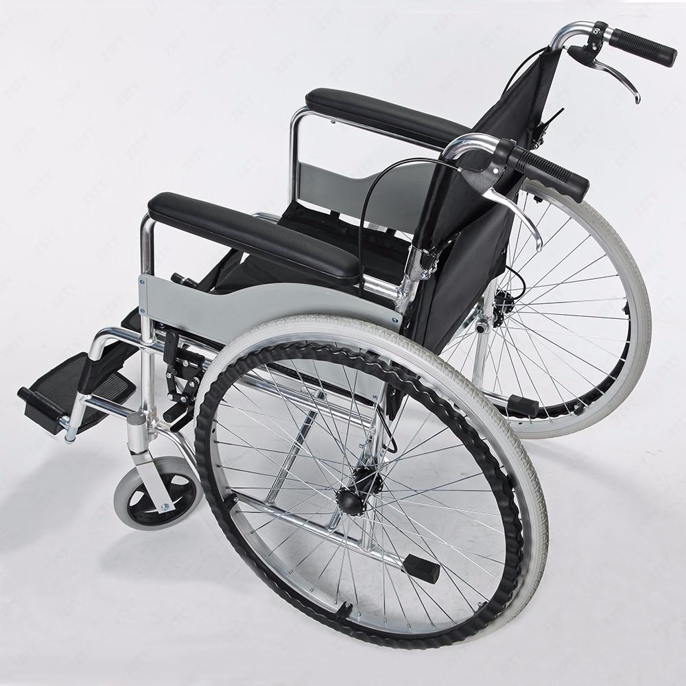 Ultra lightweight luxury aluminium folding self propelled for Luxury wheelchairs