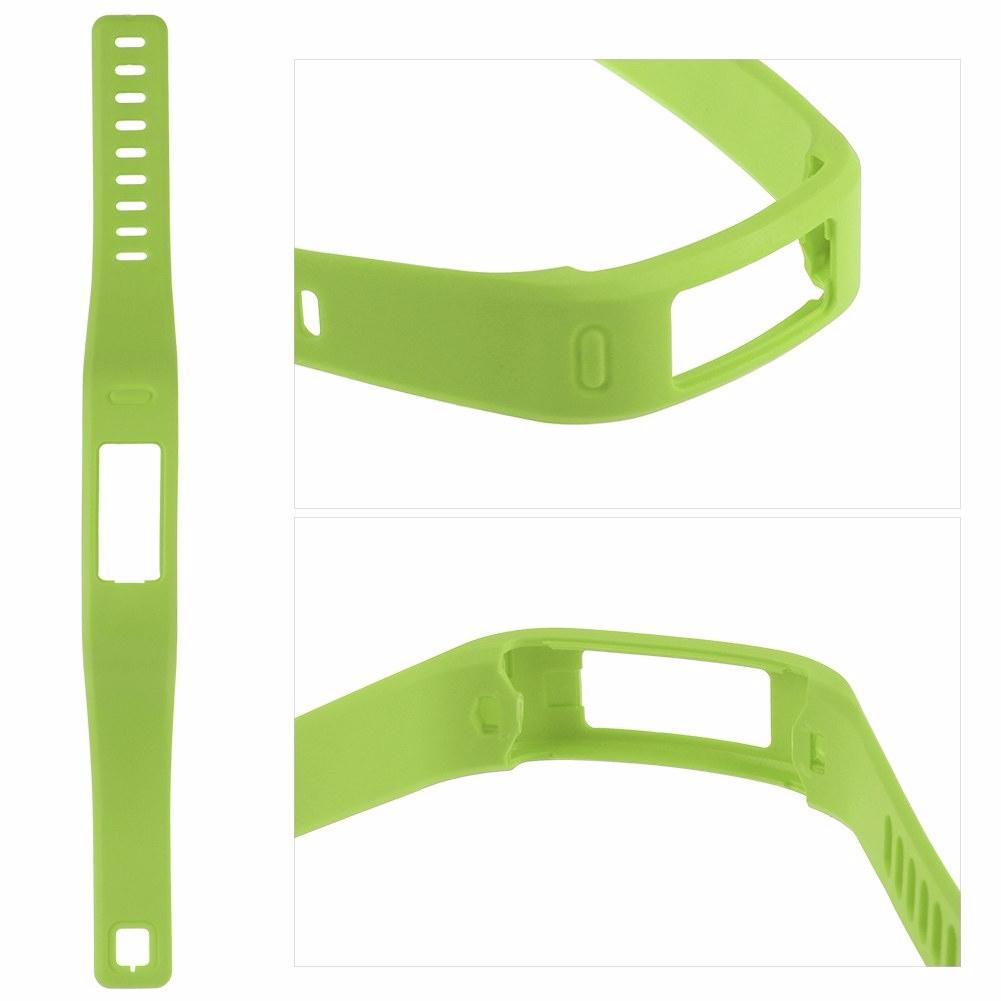 Large//Small Replacement TPU Wrist Band w// Clasp For Garmin Vivofit Bracelet