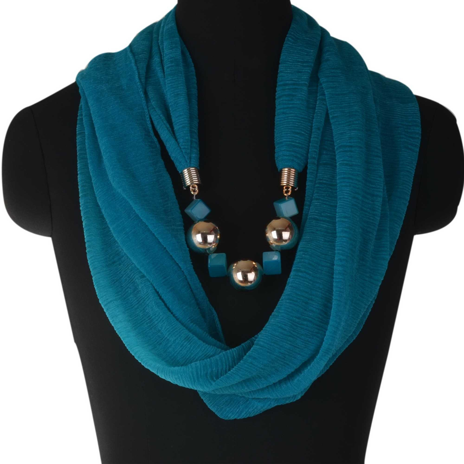 Bohemian vogue neck wrap stole collar scarf necklace pendant bohemian vogue neck wrap stole collar scarf necklace aloadofball Choice Image
