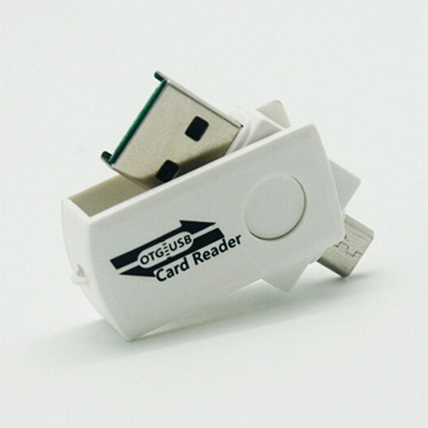 mini portable micro usb 2 0 otg adapter micro sd tf card. Black Bedroom Furniture Sets. Home Design Ideas