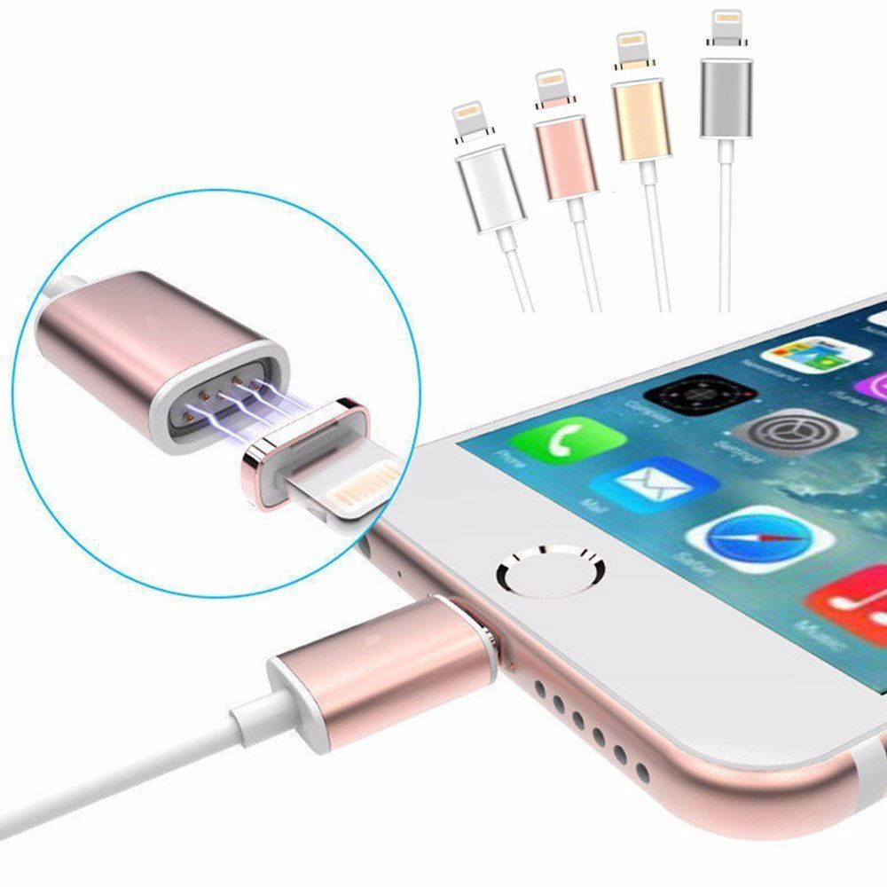 magnetic adapter charger usb charging line cable for. Black Bedroom Furniture Sets. Home Design Ideas