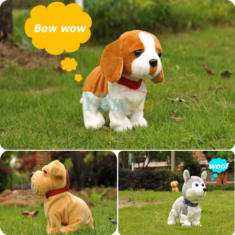 Clap Control Toy Dog Uk