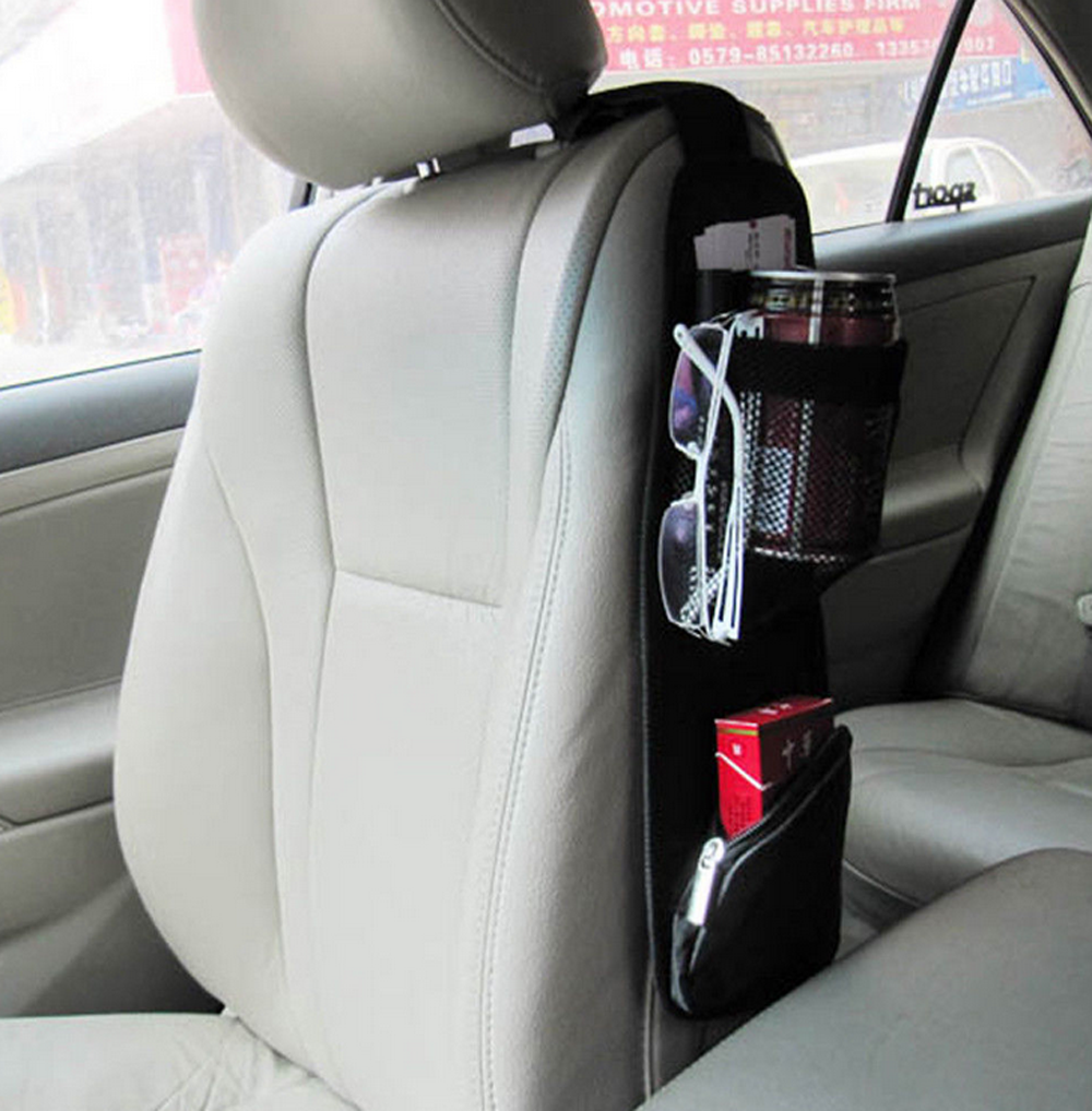 multifunction car seat side storage organizer interior multi use bag accessory ebay. Black Bedroom Furniture Sets. Home Design Ideas