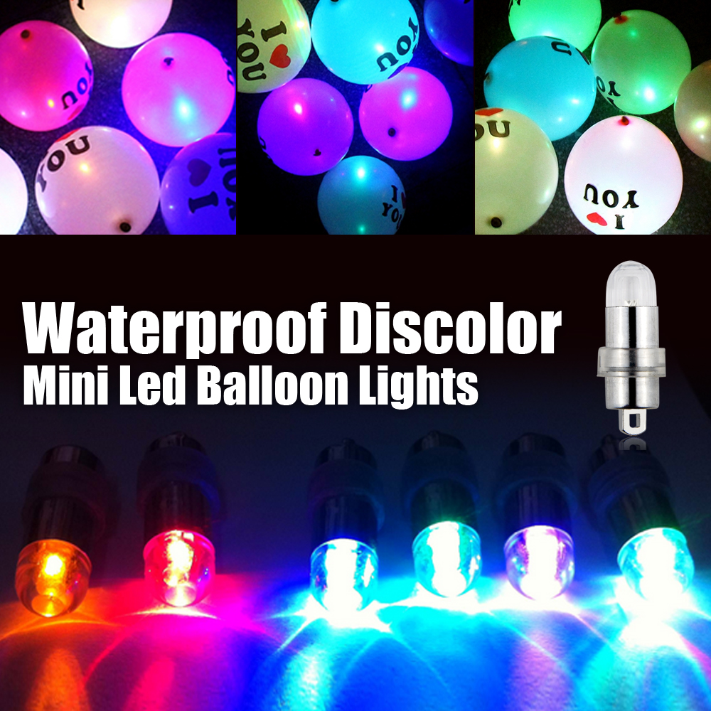 Led Balloon String Lights : LED Mini Balloon Lamps Bulbs String lights Lantern Decor Water Proof Colorful eBay
