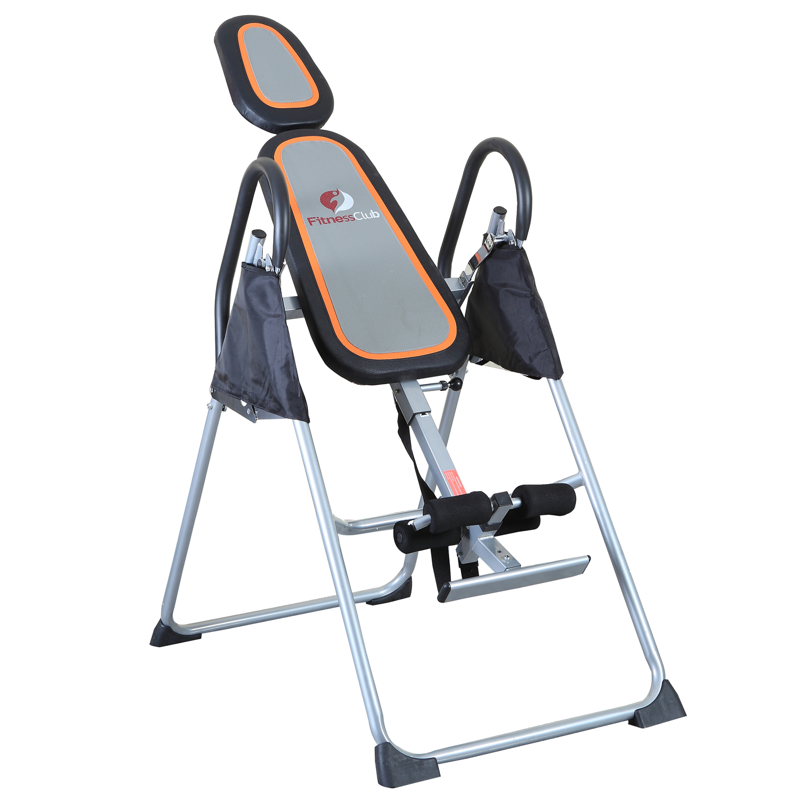 Fitness club inversion table deluxe therapy fitness back for 1201 back therapy inversion table