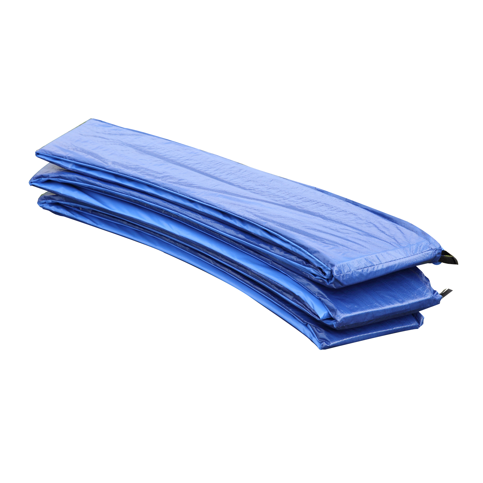 15FT Blue Trampoline Safety Pad Spring Round Frame Pad