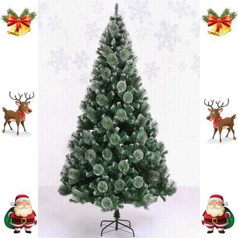 christbaum 210cm schnee dekobaum k nstlicher. Black Bedroom Furniture Sets. Home Design Ideas