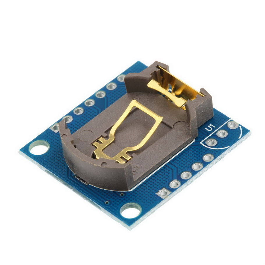 Arduino i c iic rtc ds at real time clock module