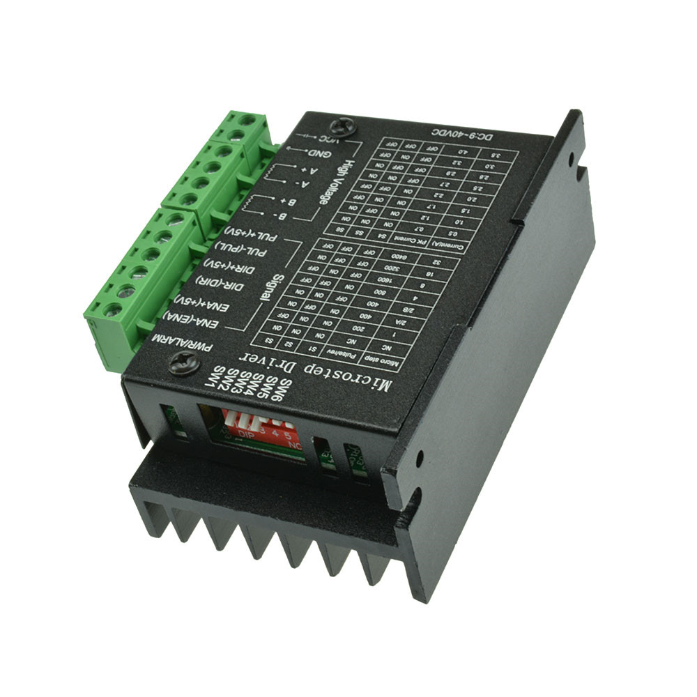 Tb6600 4a 4 5a 5a cnc single axis stepper motor driver 4 axis stepper motor controller