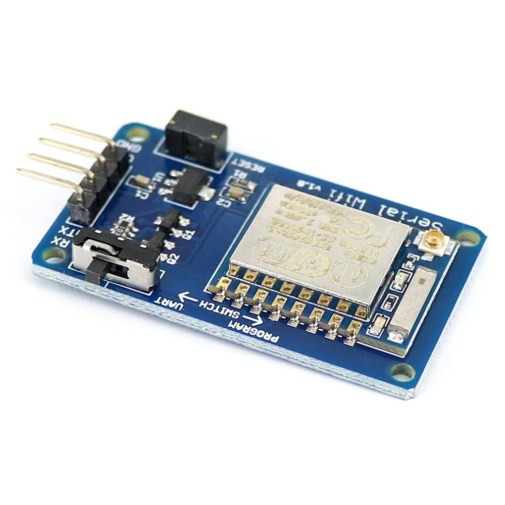 Esp serial wifi transceiver board module for arduino