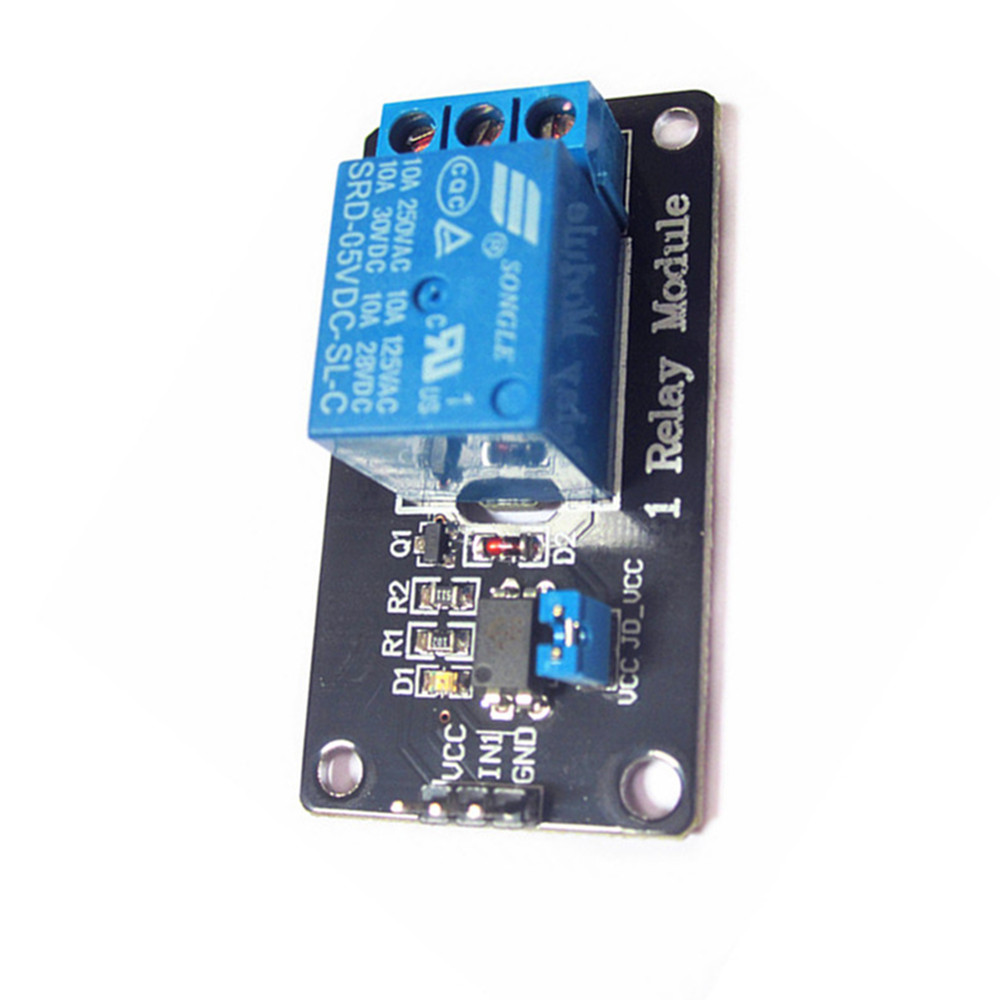 Generic 5V 10A 2 Channel Relay Module Shield for Arduino