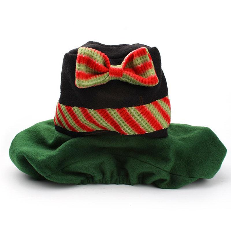 2x Set Weihnachten Grün Santa Toilette Abdeckung Teppich