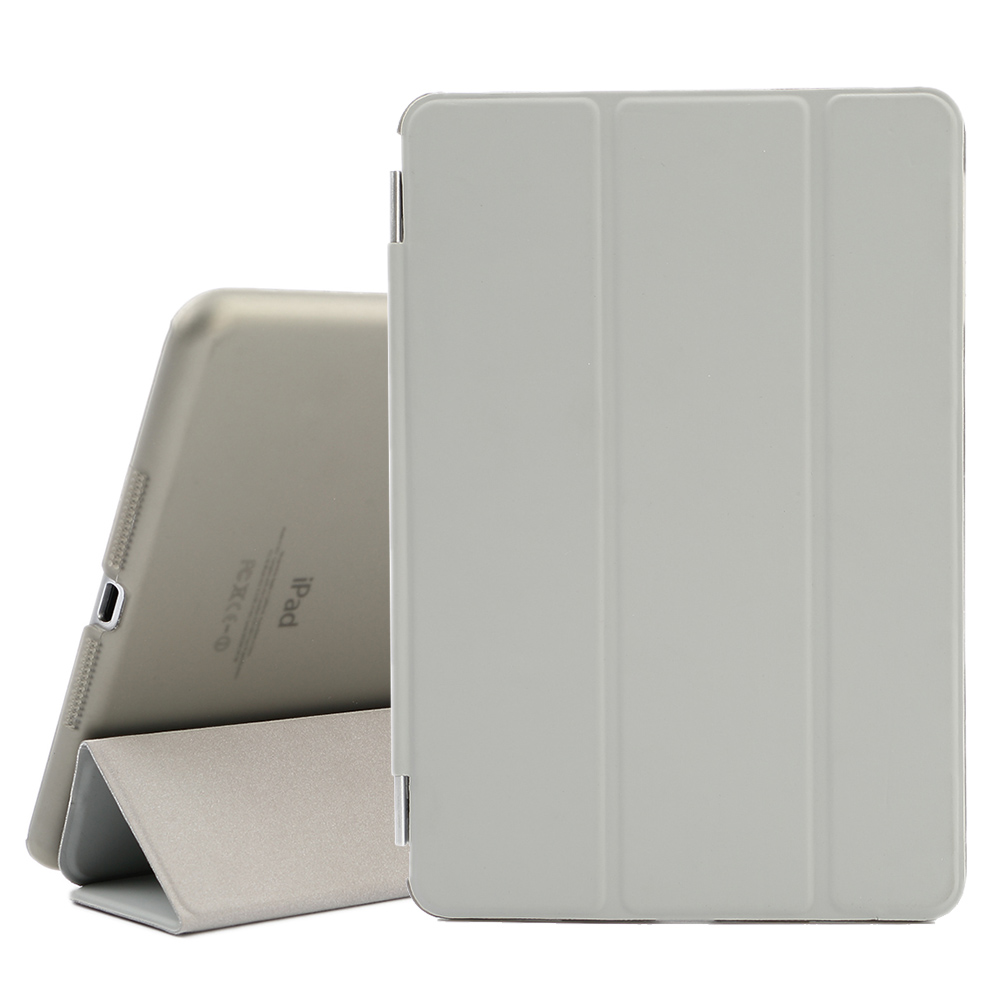Housse coque etui smart cover magnetique ipad 2 3 4 5 air for Housse ipad mini 4