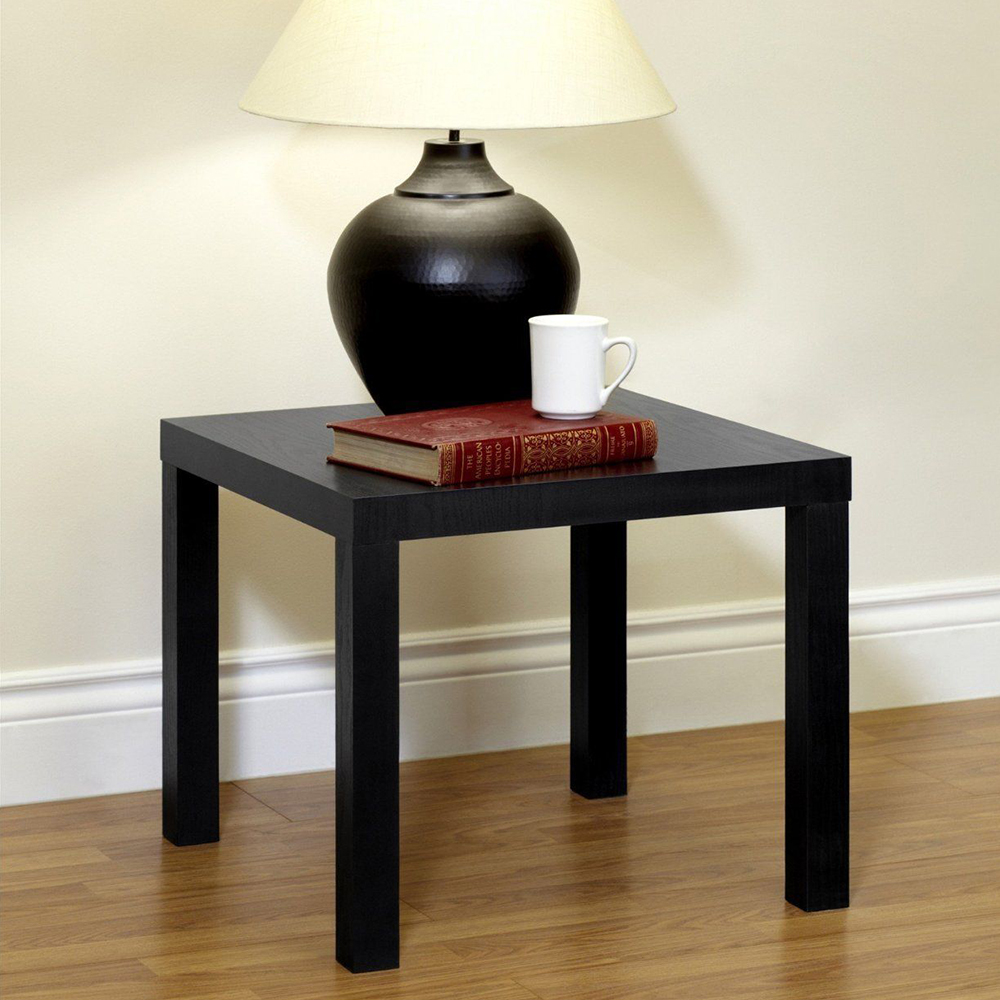 Side table small coffee end table children dining table for Small living room with dining table