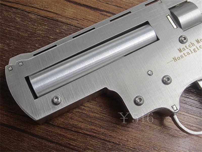 from Benson gun in match making
