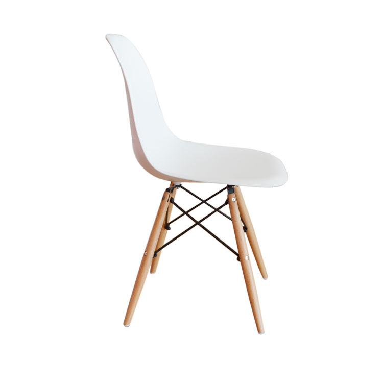 Neu 4er set stuhl k chenstuhl kufenstuhl gepolstert for Design stuhl leisure