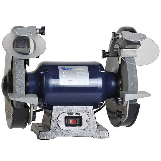 8 Inch Bench Grinder 3 4hp Motor Electric Power Tools Working Equipment New Ebay