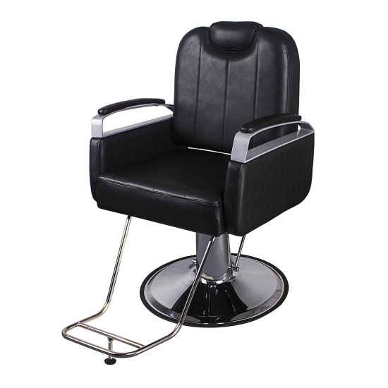 Barber Chair Salon Hydraulic Hair Styling Beauty Spa Equipment Black 10