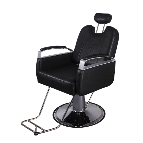 Barber Chair Salon Hydraulic Hair Styling Beauty Spa Equipment Black 13