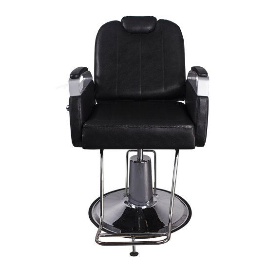 Barber Chair Salon Hydraulic Hair Styling Beauty Spa Equipment Black 14