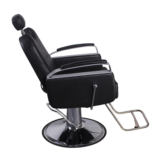 Barber Chair Salon Hydraulic Hair Styling Beauty Spa Equipment Black 16