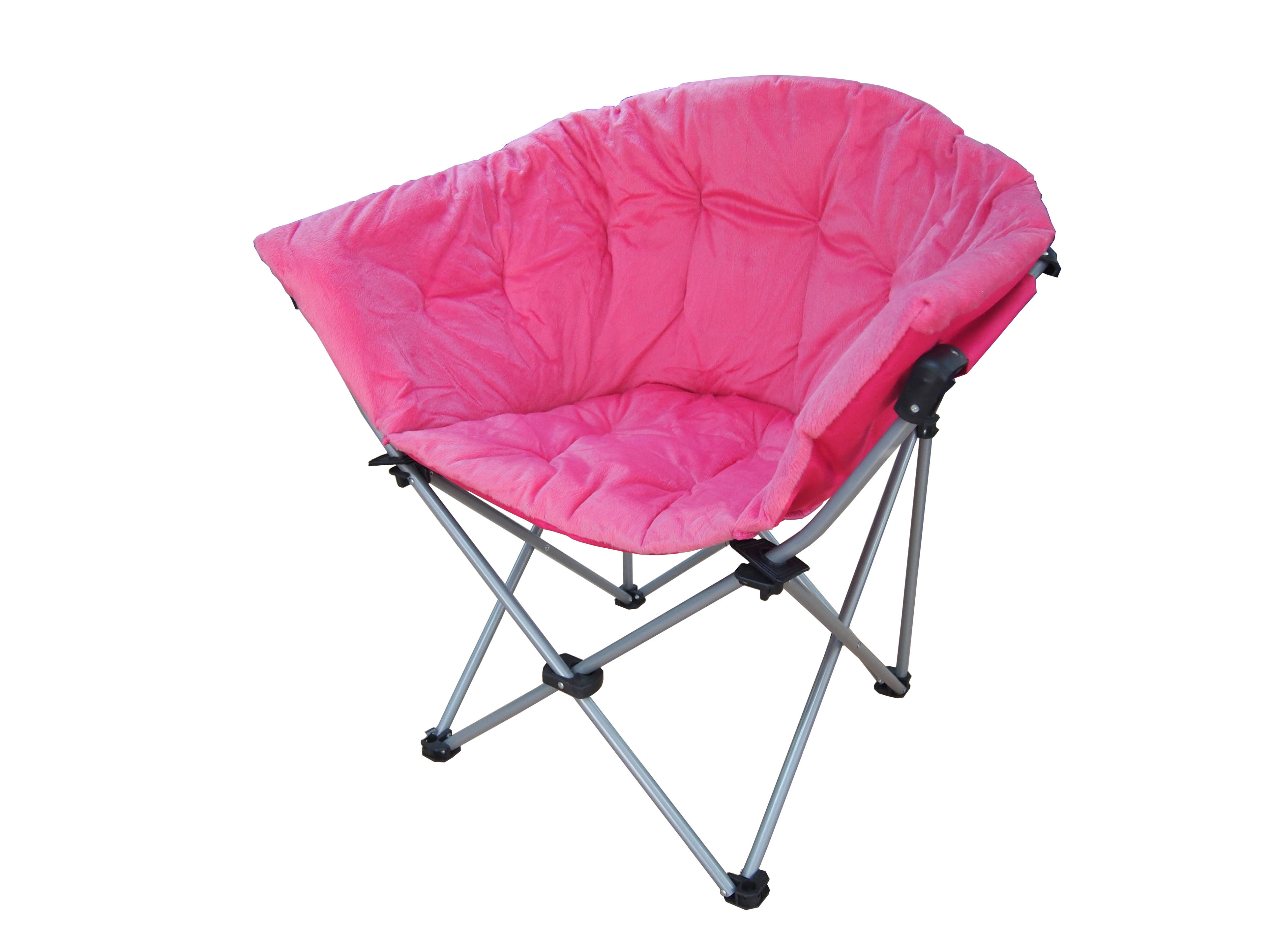 Folding Fold camping Chair Outdoor Stool Seat heavy duty black pink blue zebr