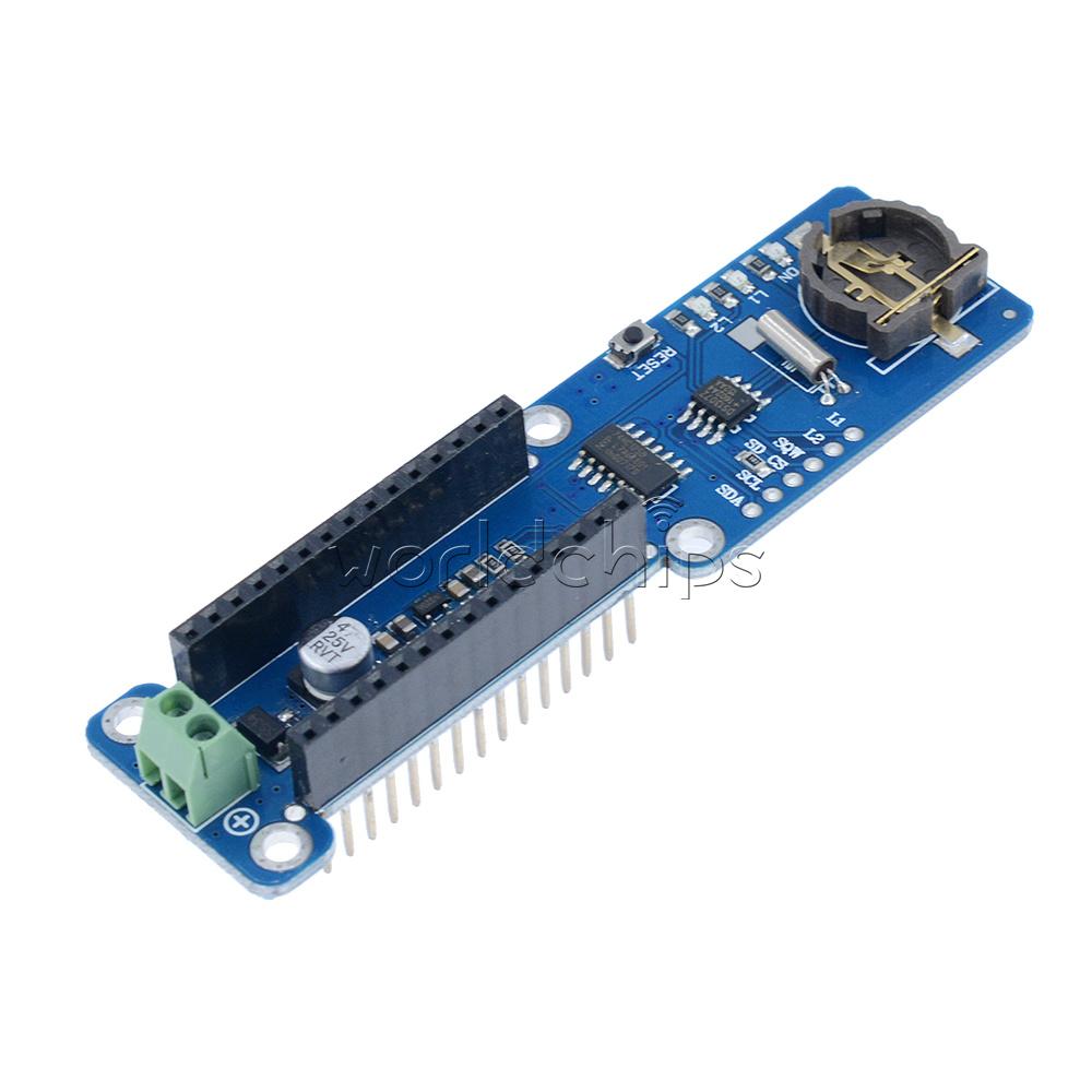 Data Logger Shield Logging Recorder Module Micro SD Card For Arduino NANO 3.0