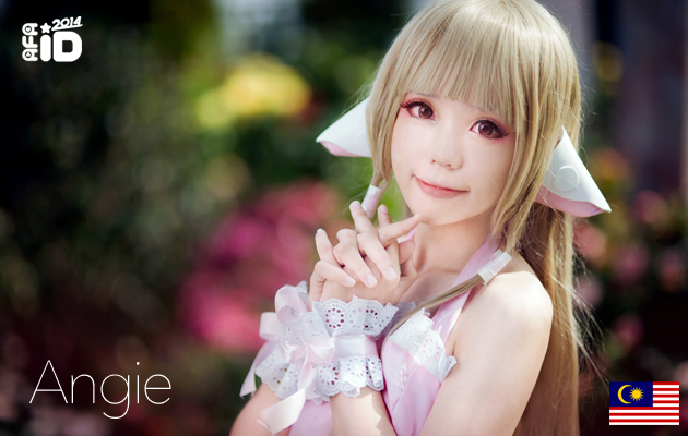 AFA ID 2014 : Best of Asia Cosplayers – Angie (Malaysia)