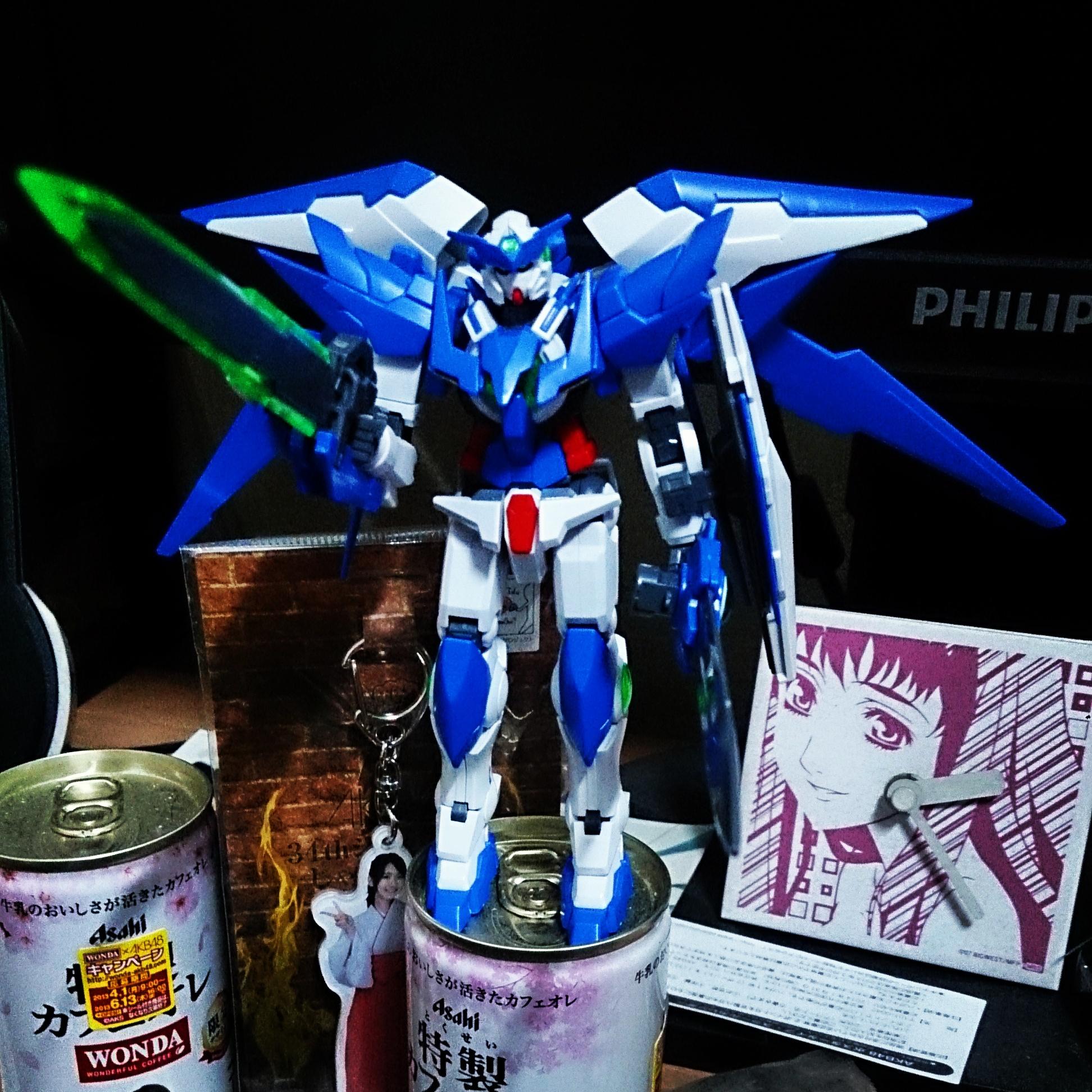 HGBF Gundam Amazing Exia.