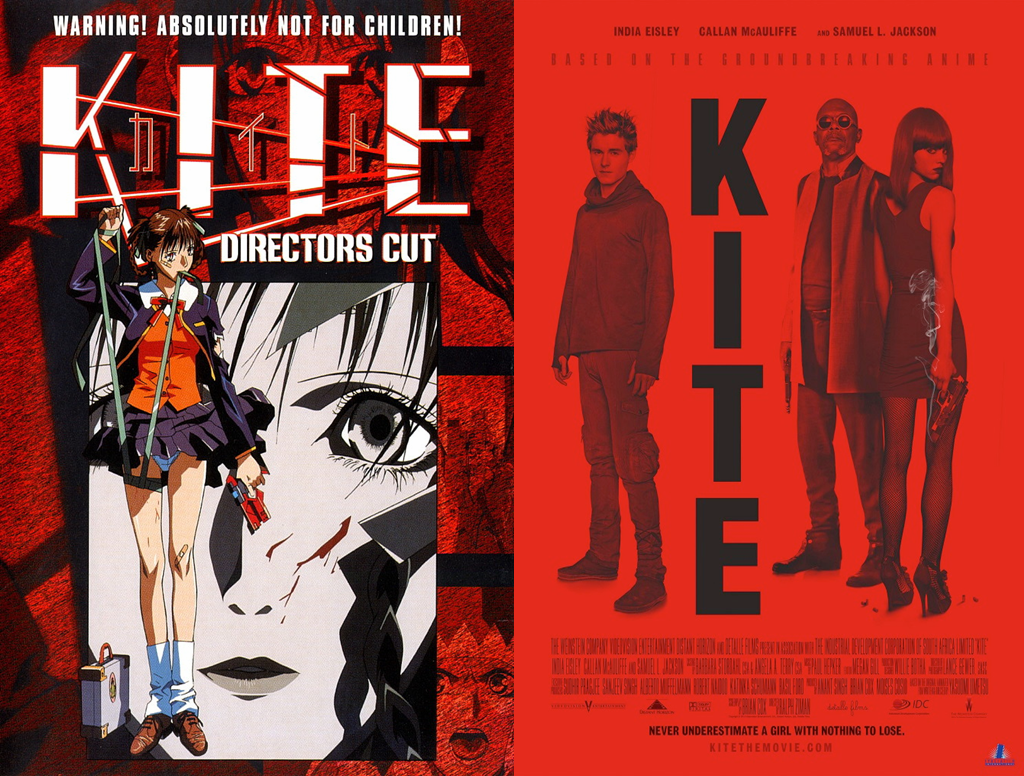 "Controversial Anime ""Kite"" has a Hollywood Live Action Adaption"