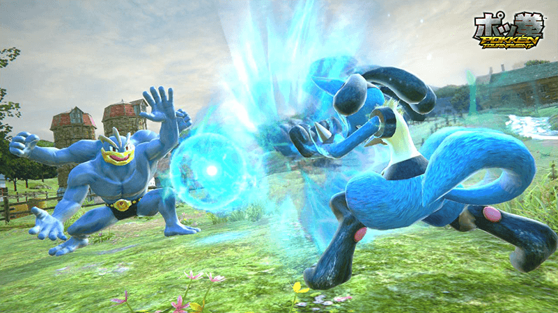New Pokemon Project Pokkén Tournament Announced