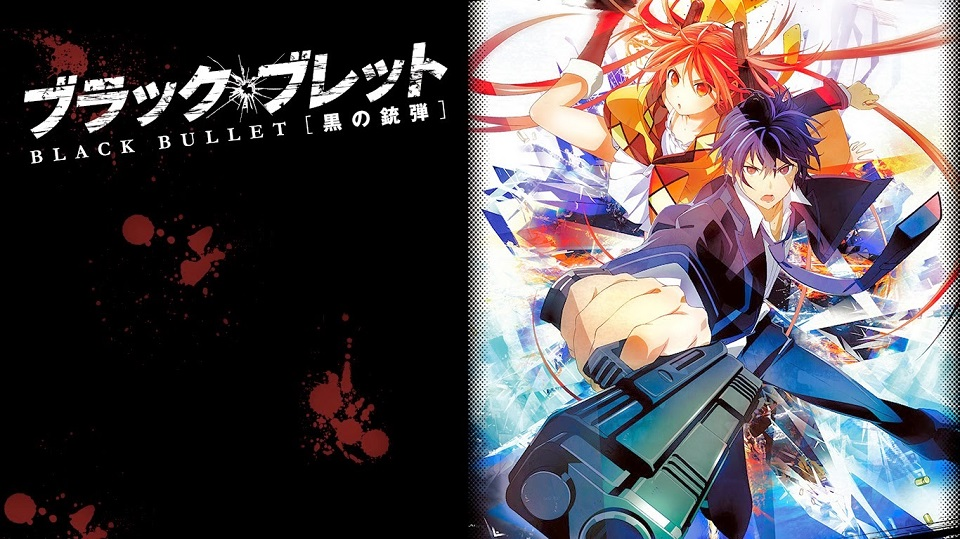 AFA ID 2014:Interview with Black Bullet's Author, Producer and Editor