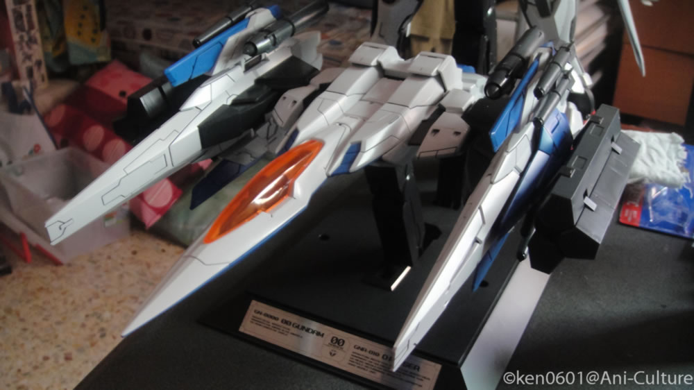 Fully loaded 0 Raiser.