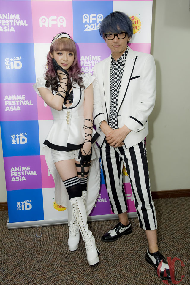 AFA ID 2014: Interview with GARNiDELiA