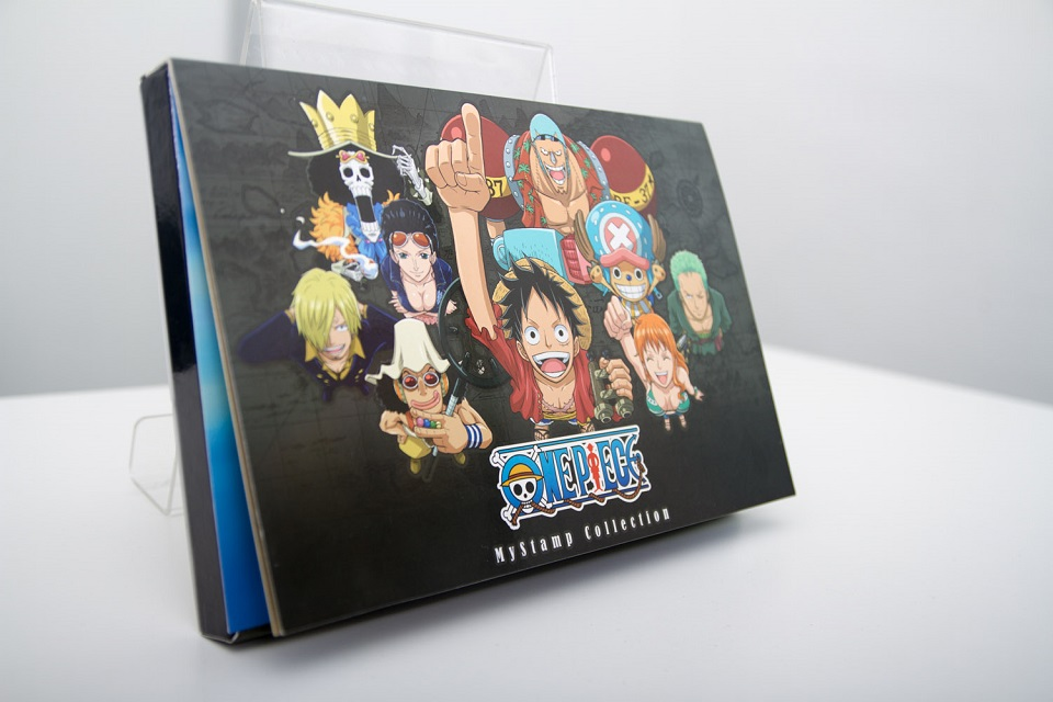 One Piece Debuts in MyStamp Collection