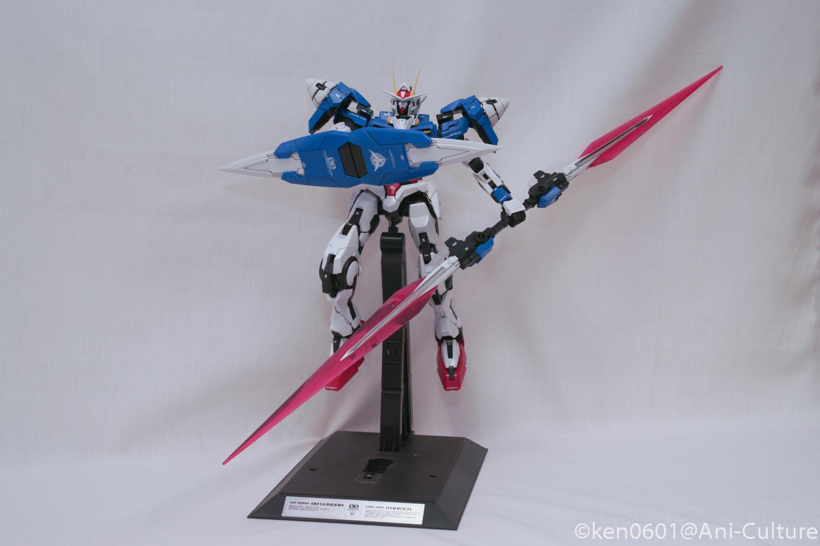 飛べよ、ダブルオーガンダム! Soar, 00 Gundam!