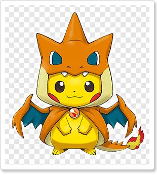 Pikachu Pokemon Center (2)
