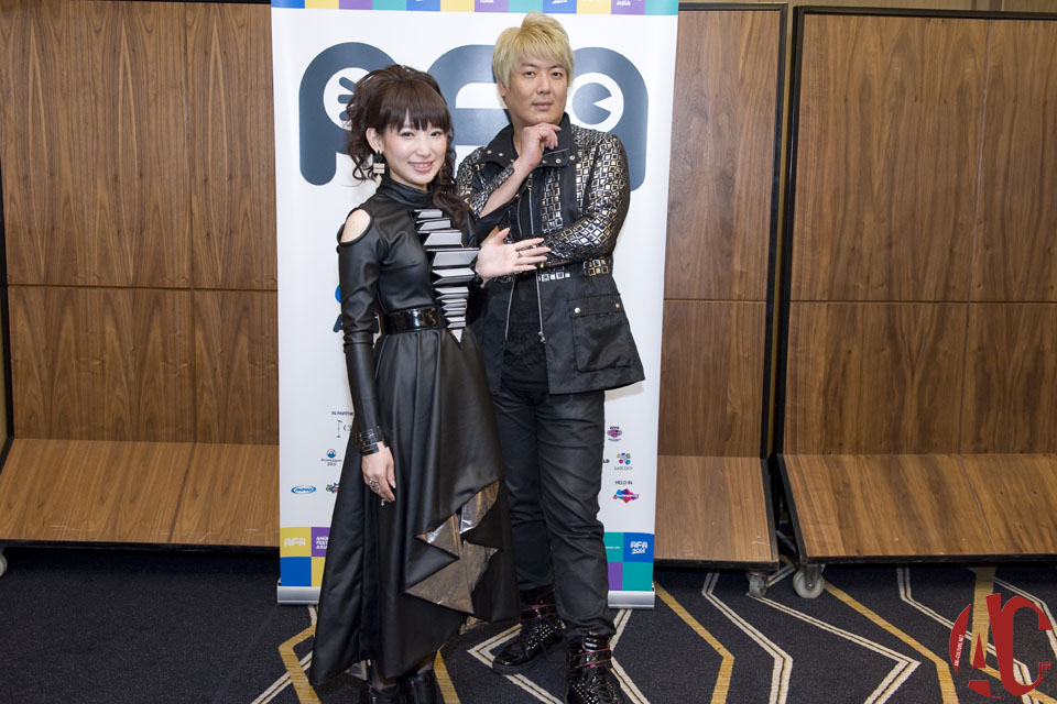 AFA SG 2014: Interview with fripSide