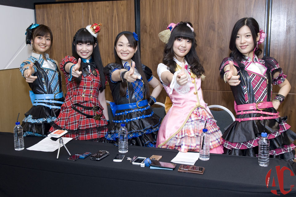 AFA SG 2014: Interview with The Idolm@ster