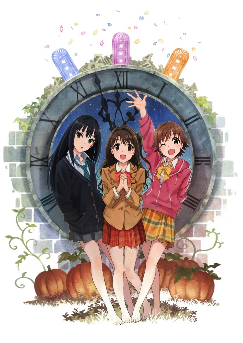 Anime Consortium Japan to announce simulcast: THE IDOLM@STER CINDERELLA GIRLS