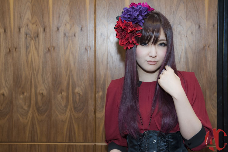 AFA 2014 SG: Interview with Eri Kitamura