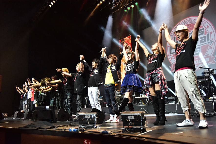 [Exclusive] Lantis Festival Anisong World Tour 2015 in Singapore Live, Full Review