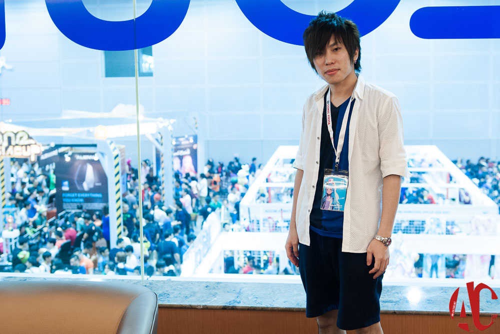 CF 2014 : Interview With Hachioji P