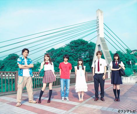 Ano Hana gets a TV Drama.