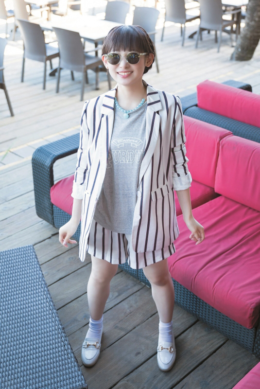 Seiyuu Nanjo Yoshino releases first photobook!