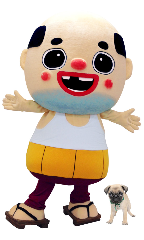 Japanese Mascot Ossan to Appear as Guest of Honor at Anime Expo
