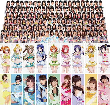 Feature: AKB48 & Love Live! fans Q&A part 3.